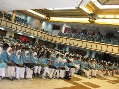 Orientasi Mahasiswa Baru (Osmaru)